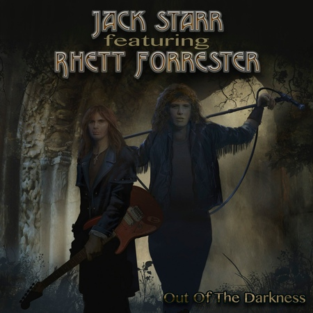 Jack Starr - Out of the Darkness (Remastered Expanded) [feat. Rhett Forrester] (Remastered Expan...