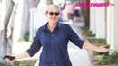 Ellen DeGeneres Speaks On Her New Clothing Line Collaboration With Walmart While Out Shopping