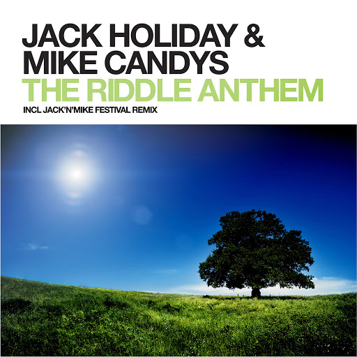 Jack Holiday альбом The Riddle Anthem