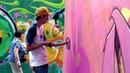 Видео-тест граффити краски MTN 94