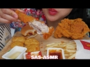 [SAS-ASMR] ASMR McDonalds *Thailand (Spicy Fried Chicken Chicken Nuggets) EATING SOUNDS NO TALKING | SAS-ASMR