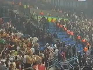 Delije vs Police 2006