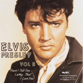 Elvis Presley альбом Have I Told You Lately That I Love You