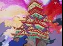 Босоногий Гэн 1983 Момент сброса и взрыва атомной бомбы