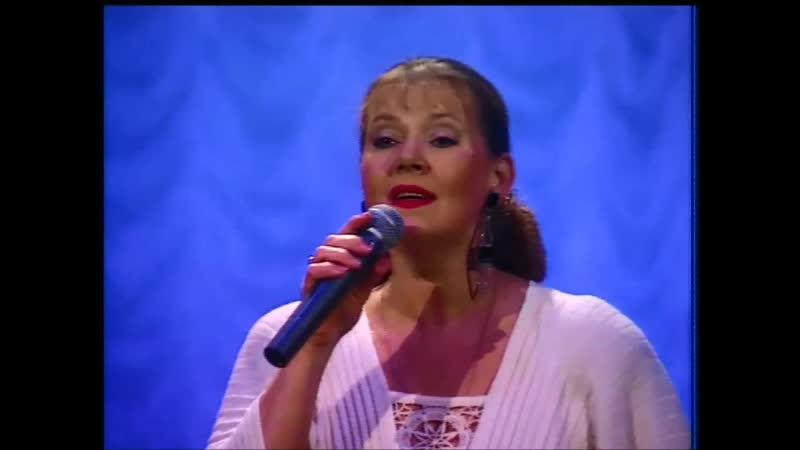 Людмила Сенчина - Передача ДИВА, 2000 год