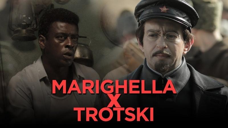 Filme do Marighella x Série de Trotski | por Renan Santos