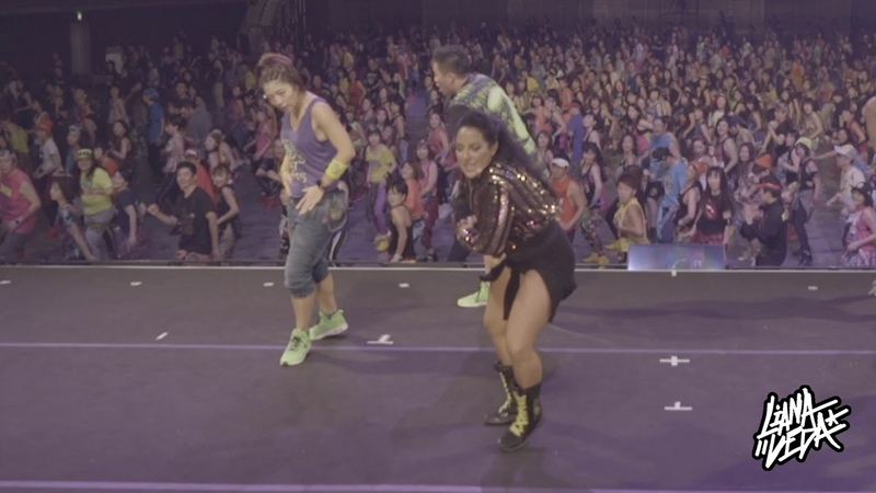 Official Zumba® Choreography- Los Dueños by Liana Veda ft. Macero