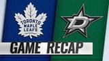 Tavares, Matthews each score twice in Leafs' 7-4 win