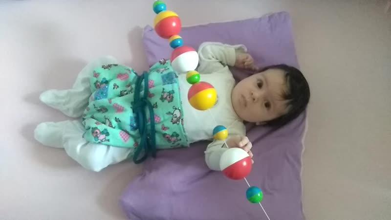 Владушка и шарики