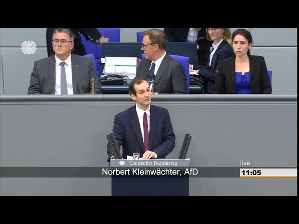 Norbert Kleinwächter AFD :Jeder Flüchtling hat das Recht auf Rückkehr in seine Heimat!
