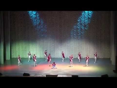 Тарантелла Ансамбль танца Спектр