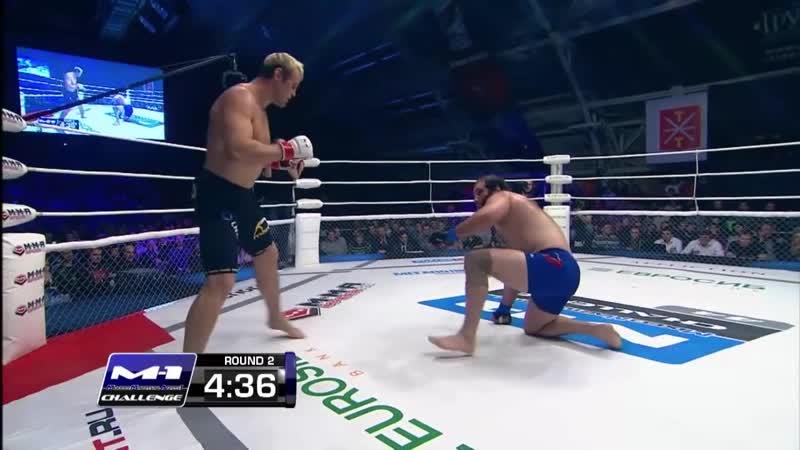 Константин Глухов vs Михаил Газаев