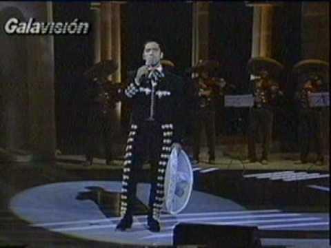 Alejandro Fernandez - Llorando Penas (Siempre en Domingo, 1996)