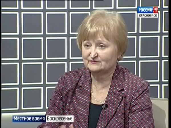 Вести.Интервью консультант краевого министерства здравоохранения Наталья Бахарева
