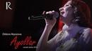 Dildora Niyozova Ayollar Дилдора Ниёзова Аёллар concert version 2018
