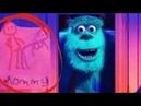 Зомбирование через мультфильмы. Тайные знаки и скрытые послания