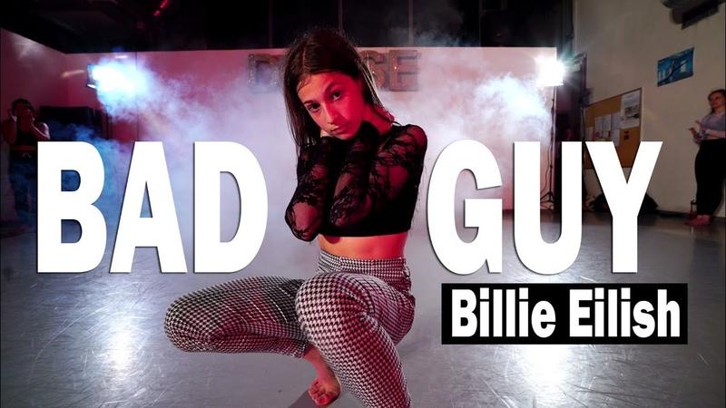Billie Eilish - bad guy | Contemporary Dance | Choreography Sabrina Lonis