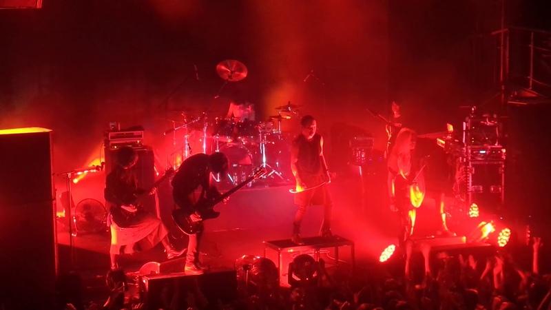 Dir en Grey THE IIID EMPIRE live in RUSSIA 06 10 2018