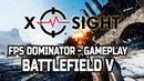 STRIKEPACK F.P.S. DOMINATOR GAMEPLAY - Battlefield V 1 by BLACKWHITE (PS4)