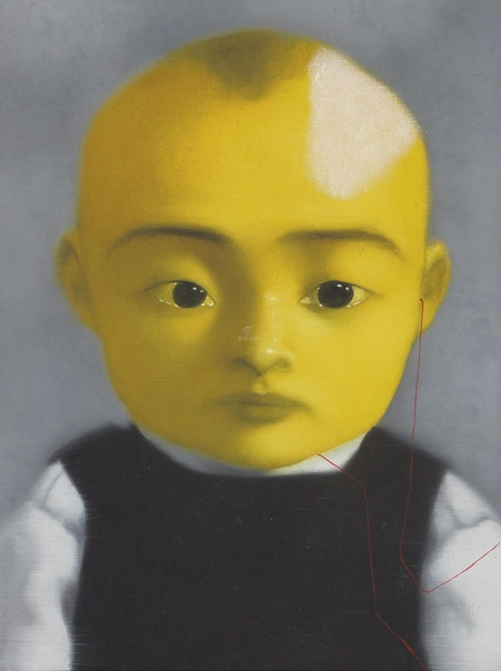 Zhang Xiao Gang ( ; born in 1958, Китай) https://v.com/album-61546782_259177048