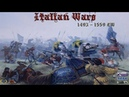 Итальянские Войны 1493 - 1559 автор мода - LEZVIE, первый взгляд