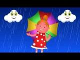 Rain, Rain, Go, Away, Nursery Rhyme Collection,Super Simple Songs ,Cartoon, Animation