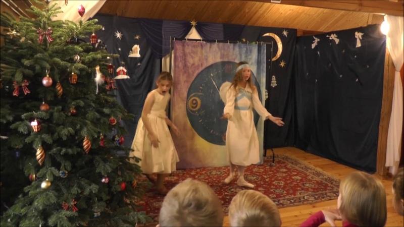 Щелкунчик Рождественский спектакль 2019