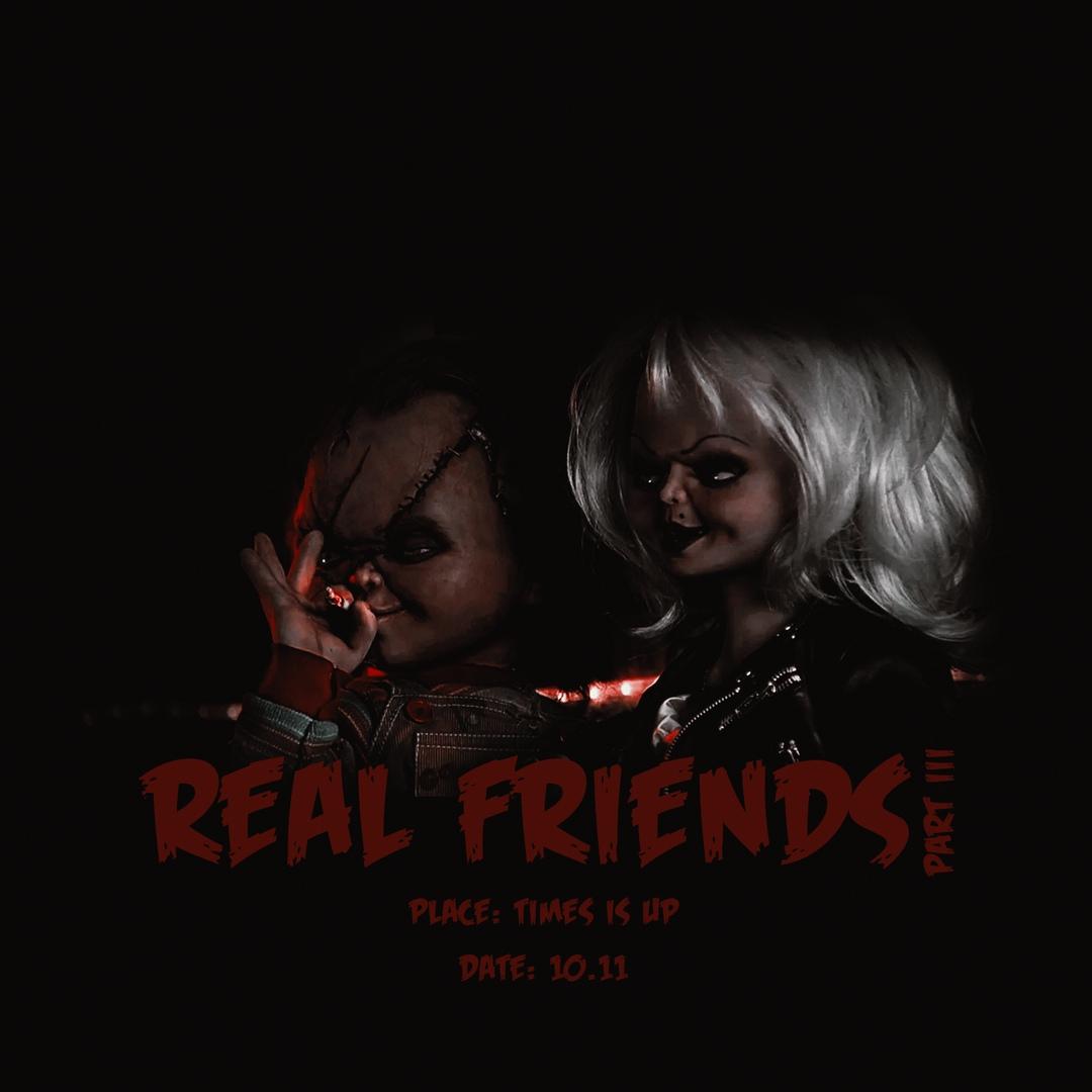Афиша Ростов-на-Дону REAL FRIENDS III / 10.11