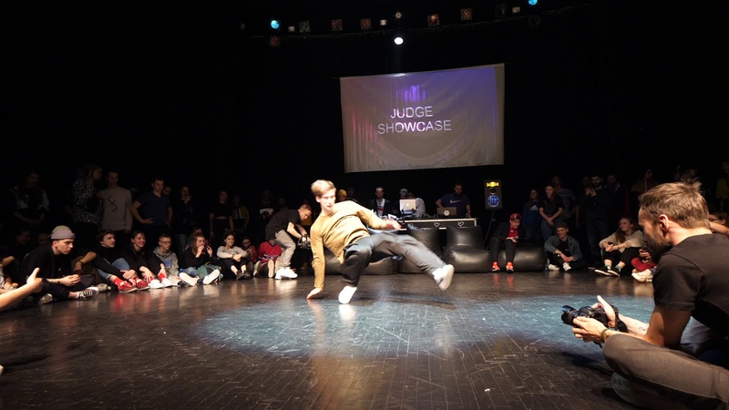 The Lord of the Circle 2019 - JUDGE SHOWCASE - Bboy BuraDeny   Danceproject.info
