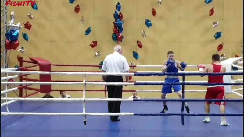 Danil Zykov win by KO in 1st round