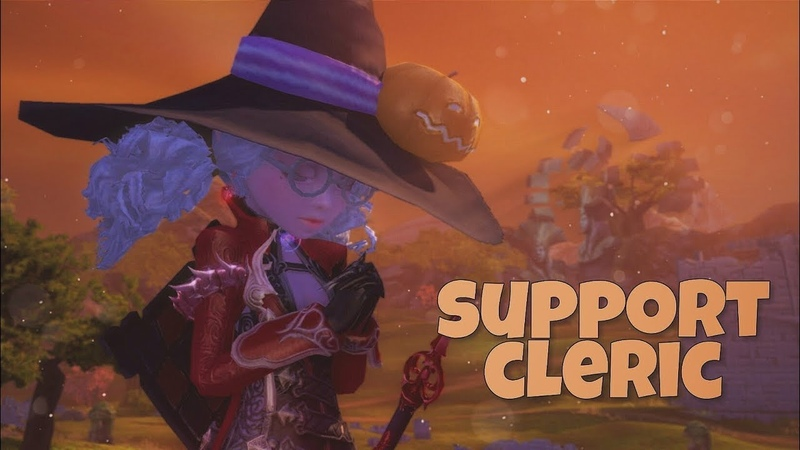 Aion 4.0 support cleric pvp