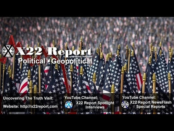 The Great Awakening Has Started, [SA], [Epstein] Access Closed, Boom - Episode 1917b