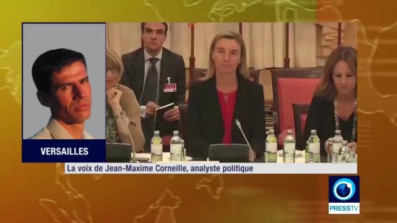 Jean Maxime Corneille La crise avec lIran est une fabrication des lobbies sionistes ! (1min40s)