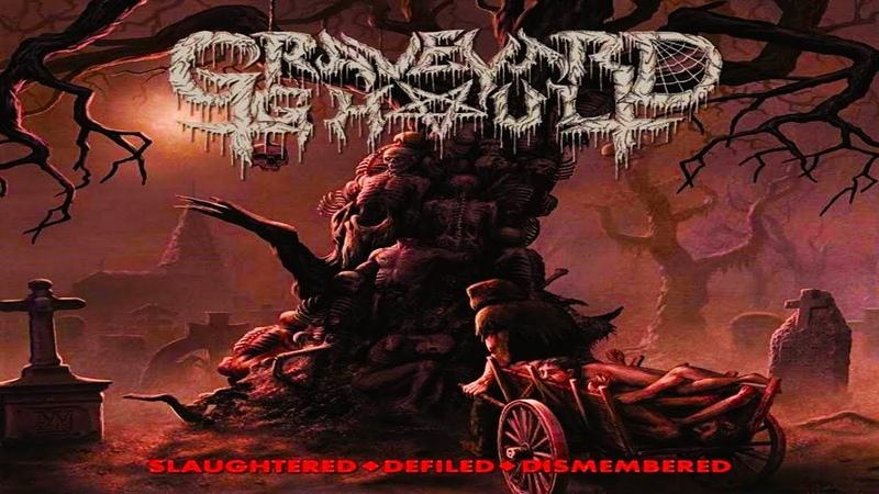 • GRAVEYARD GHOUL - Slaughtered - Defiled - Dismembered [Full-length Album] Old School Death Metal