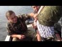прикол на рыбалке ВНИМАНИЕ НЕНОРМАТИВНАЯ ЛЕКСИКА...18 Блесна в жопе