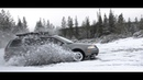 VW Passat 1.8T B5 Wagon Snow Drift Shoot
