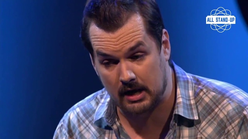 Jim Jefferies Alcoholocaust Озвучка