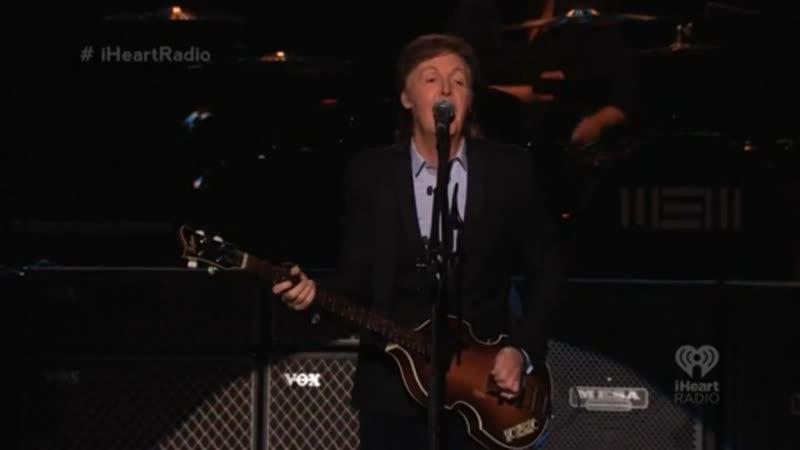 Paul McCartney – Save Us (317) Live at Frank Sinatra School Of The Arts (09.009.2013)