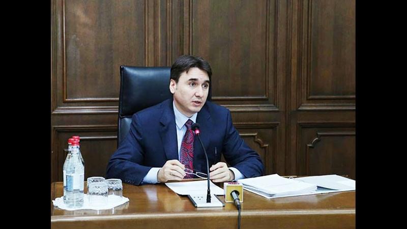 Армянские следователи ходатайствовали об аресте бывшего вице премьера