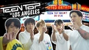 TEEN TOP visits LA for their 2018 tour 'Night in USA' | KOOGLE TV EXCLUSIVE
