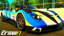 THE CREW 2 GOLD EDiTiON (TUNiNG) PAGANI ZONDA F PART 737 ...