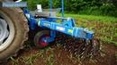 Desherbage mécanique du maïs - Cuma Bretagne Ille Armor / GAB 22