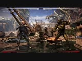 Goodbye MKX Combo Challenge Cassie Cage