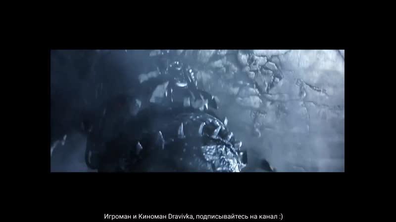 Прорыв машин в Зион отрывок из фильма Матрица