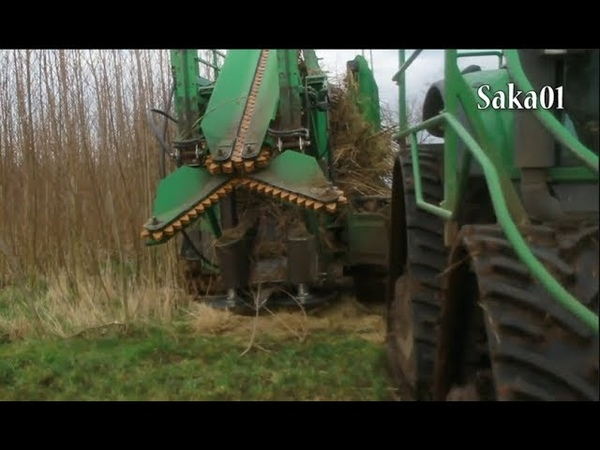 Amazing Modern wood harvester machine - Tree Cutting Machines - forestry machine HD720p