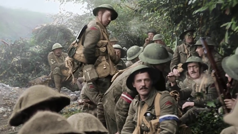 They Shall Not Grow Old - Official Trailer (2018)- Они не состарятся 2018