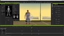 IClone 6 Tutorial - Kinect Motion Capture Editing