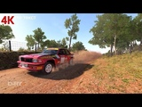 4К Dirt 4 Opel Ascona 400
