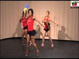 Soca dancing to Ravin - Popcaan by Soca'Robics