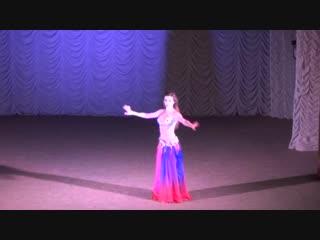 Конкурс исполнителей восточных танцев